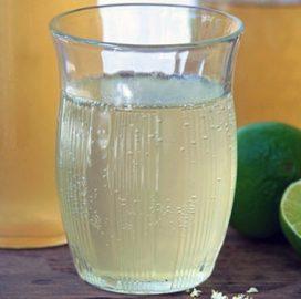 Žaliųjų citrinų sirupas