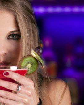 Top 5 kokteiliai moterims