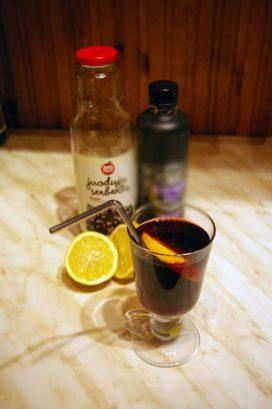 Riga Balsams kokteilis