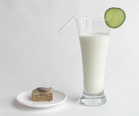 Silkė su pienu