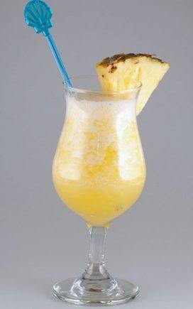 Atšaldytas Ananasų Daiquiri