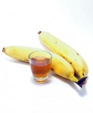 Naminis bananų likeris