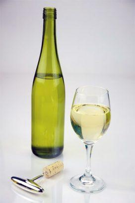 Baltojo vyno kokteilis